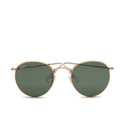 Ray-Ban Round Metal Sunglasses - Arista/Crystal Green - 50mm