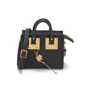 Sophie Hulme Box Tote Bag - Black