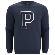 A.P.C. Men's P Sweatshirt - Dark Navy