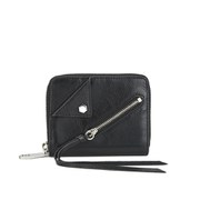 Rebecca Minkoff Women's Mini Ava Zip Wallet - Black