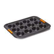 Le Creuset Toughened Non-Stick 12 Cup Muffin Tray