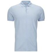 J.Lindeberg Men's Rubi Slim Fit Polo Shirt - Light Blue
