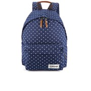 Eastpak Padded Pak'r Backpack - Lifeike Printed Navy