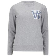 Wood Wood Women's Maya Sweatshirt - AA Light Grey