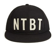Wood Wood NTBT Logo Cap - Black