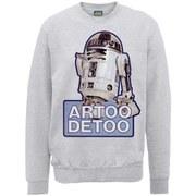Star Wars C-3PO & Luke Men's T-Shirt - White
