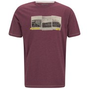 Regatta Men's Orion CoolWeave T-Shirt - Rhubarb Red