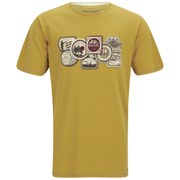 Regatta Men's Orion CoolWeave T-Shirt - Golden Spice