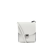 The Cambridge Satchel Company Mini Push Lock Bag - Off White