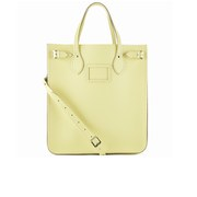 The Cambridge Satchel Company North South Tote Bag - Lemon