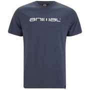 Animal Men's Loyale T-Shirt - Animal Men's Loyale T-Shirt - Indigo Marl