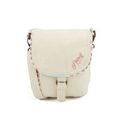 Animal Women's Cade Cross Body Bag - Cream