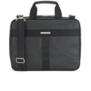Tommy Hilfiger Men's Darren Computer Bag - Black