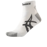 Asics Kayano Running Socks - White/Grey