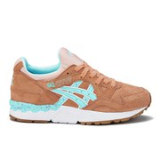 Asics Women's Gel-lyte V Trainers - Coral Reef/Clear Water