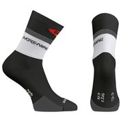 Northwave Men's Logo High Socks - Black/White