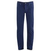 Scotch & Soda Men's Ralston Slim Jeans - Garment Dye Navy