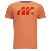 Boxfresh Men's Lyncean T-Shirt - Paradise Bird Coral