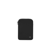C6 Men's Zip Sleeve New iPad Case - Black