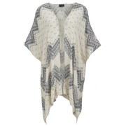 VILA Women's Lidris Kimono - Pristine