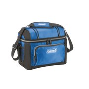 Coleman 9 Can Soft Cooler with Hard Liner