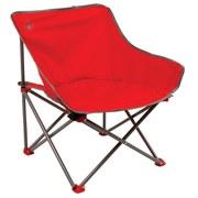Coleman Kickback Chair - Red