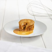 Exante Diet Gooey Salted Caramel Pudding