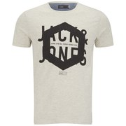 Jack & Jones Men's Cold T-Shirt - White