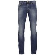 Jack & Jones Men's NOOS Tim Orginal Skinny Fit Jeans - Mid Wash
