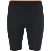 Skins A200 Women's Active Compression Short - Black/Papaya - Black/Orange