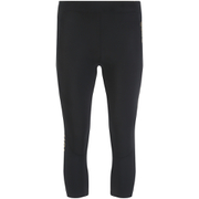 Skins A400 Womens Active Compression 3/4 Tights - Black