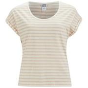Vero Moda Women's Beaty Striped Top - Tropical Peach