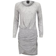 Six Ames Women's Ulyssa Jersey Dress - Grey Marl
