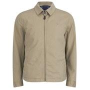 GANT Men's Windcheater Jacket - Khaki