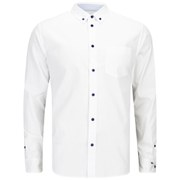 Marc by Marc Jacobs Men's Long Sleeve Oxford Shirt - White