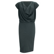 Religion Women's Social Dress - Black Ink
