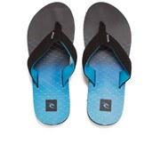 Rip Curl Men's Ripper EVA Flip Flops - Blue/Black