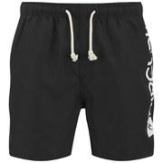 Rip Curl Men's Aggrobrash 16 Inch Volley Swim Boardshorts - Black