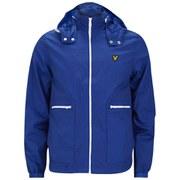 Lyle & Scott Men's Nylon Ripstop Jacket - French Navy