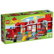 LEGO DUPLO: Town Fire Station (10593)