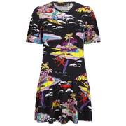 Love Moschino Women's Sea Creature Dress - Black