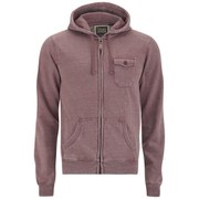Soul Star Men's Msw Fellax Hoody - Dark Salmon