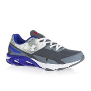 Under Armour Men's Spine HL Training Shoes - Gravel/Team Royal/White