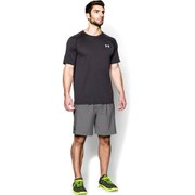 Under Armour Men's Mirage 8 Inch Training Shorts - Graphite/Black