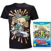 The Legend of Zelda: The Wind Waker HD T-Shirt Pack (Small)