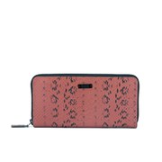 Maison Scotch Women's Signature Large Wallet - Pink