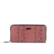 Maison Scotch Women's Signature Large Wallet - Pink