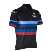 Bianchi Adaja Short Sleeve Jersey - Black