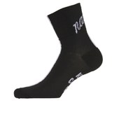 Nalini Blue Label Settanta Socks - Black/White