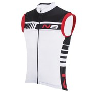 Nalini Red Label Aggia Sleeveless Jersey - White